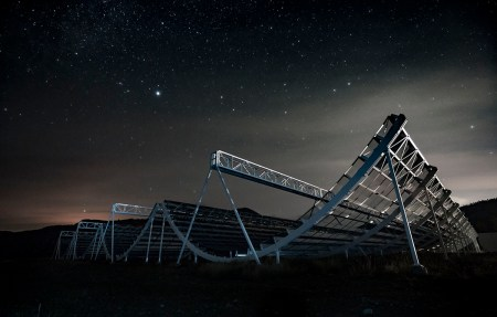 Астрономы проследили быстрые радиовсплески до источника в нашей галактике