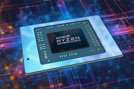 AMD представила 7-нм процессоры Ryzen Embedded V2000 для высокопроизводительных мини-ПК