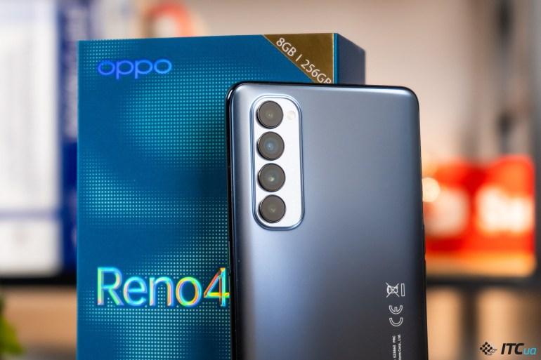 Обзор OPPO Reno4 Pro
