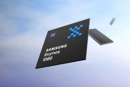 Samsung анонсировала Exynos 1080 — свою первую пятинанометровую SoC для следующего поколения смартфонов