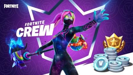 Epic Games представила подписку Fortnite Crew стоимостью $12 в месяц с боевым пропуском, игровой валютой и эксклюзивными предметами