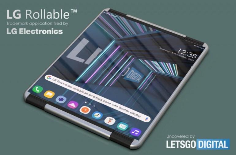 LG Rollable — вероятное название первого в мире смартфона со сворачивающимся экраном