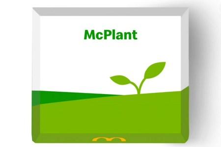 В следующем году McDonald'sдобавит в меню блюда на растительной основе McPlant