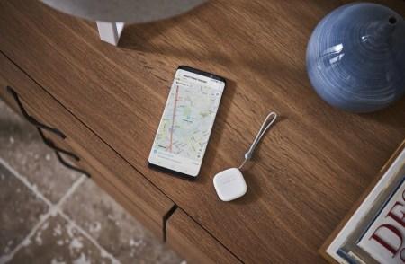 Samsung может выпустить собственный трекер Galaxy Smart Tag, похожий на устройства Tile