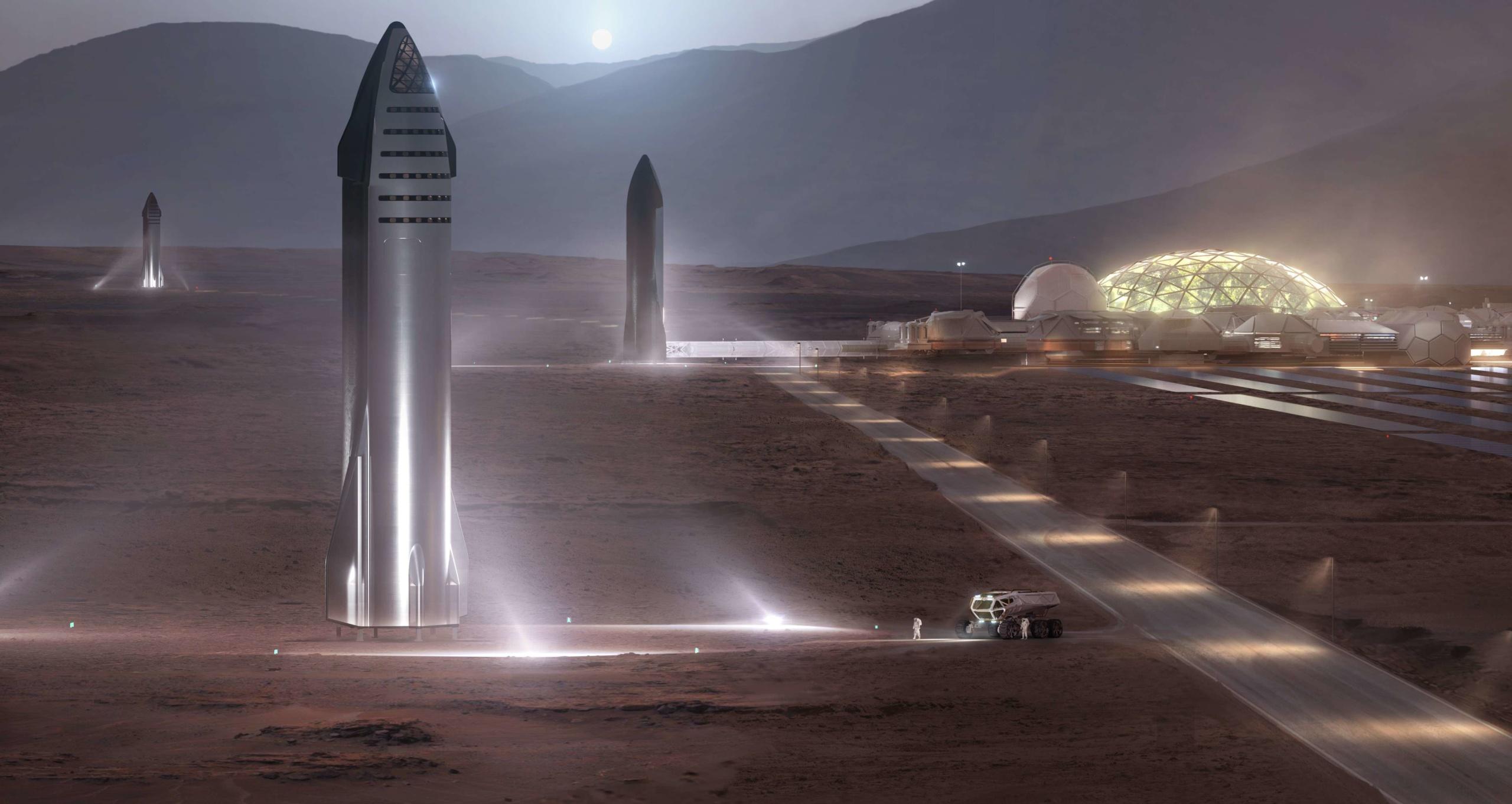 В пользовательском соглашении Starlink заметили пункт, провозглашающий полную автономию Марса — это вообще законно?