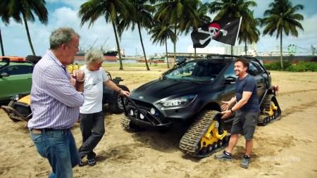 Кларксон, Мэй и Хаммонд сняли очередной спецвыпуск автошоу «The Grand Tour Presents: A Massive Hunt» о путешествии на Мадагаскар [трейлер]