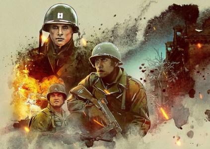 Рецензия на анимационный военный минисериал The Liberator / «Освободитель»