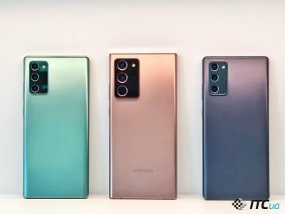 По новым данным, Samsung не намерена прощаться с линейкой Galaxy Note в следующем году