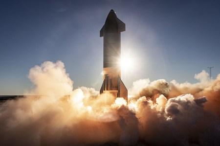 Видео дня: нарезка ключевых моментов атмосферных испытаний Starship SN8 в формате 4К
