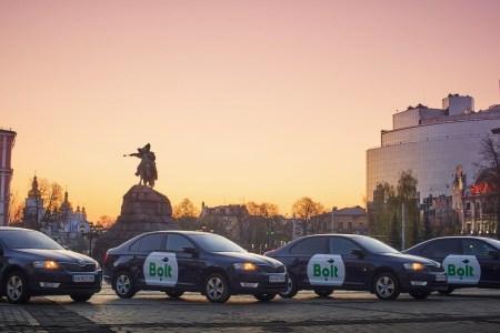 Bolt подвел итоги 2020 года в Украине: самая короткая поездка — 180 м, самая длинная — 315 км, самые большие чаевые — 1000 грн, 3 млн загрузок приложения и т.д.