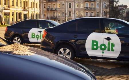 Bolt запустил категории доставки Delivery и Pets в Днепре, Запорожье, Полтаве, Ивано-Франковске и Виннице