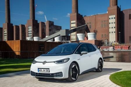 Volkswagen начнет официально поставлять электромобили в Украину (вероятно, уже в 2021 году)