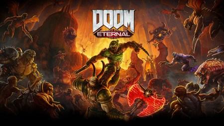 DOOM Eternal выйдет на Nintendo Switch уже 8 декабря