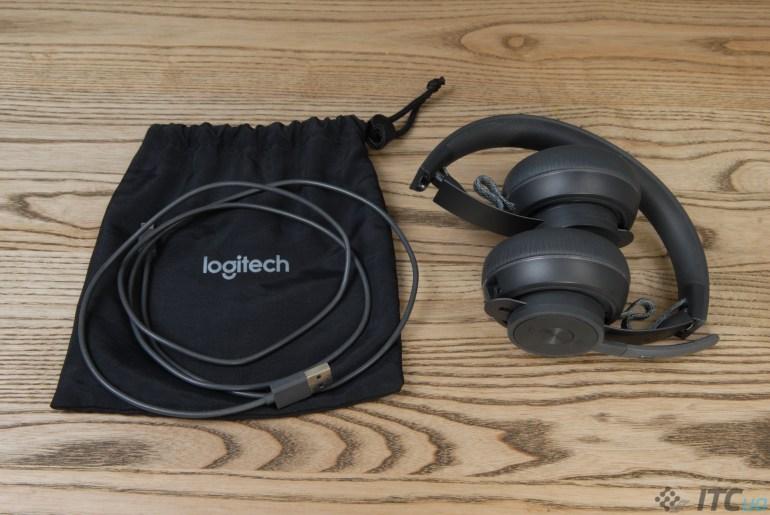Обзор беспроводной гарнитуры Logitech Zone Wireless Plus