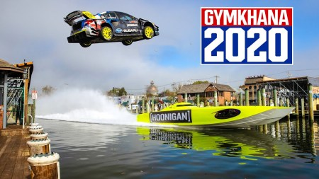 Вышло новое дрифт-шоу Gymkhana 2020, вот только за рулем не Кен Блок, а Трэвис Пастрана, а в главной роли — не Ford, а Subaru WRX STI [видео]