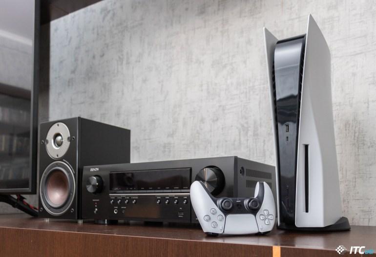 Обзор Sony PlayStation 5