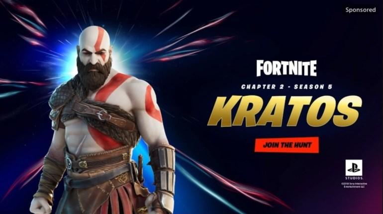 В 5 сезоне 2 главы Fortnite появился Мандалорец с Грогу из Star Wars, вскоре к ним присоединится Кратос из God of War [трейлер]