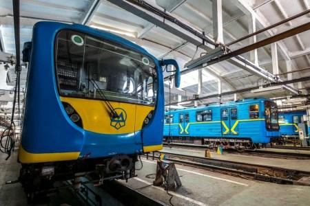 В киевском метро впервые появятся поезда со сквозными проходами между вагонами, тендер на закупку проведут в марте 2021 года