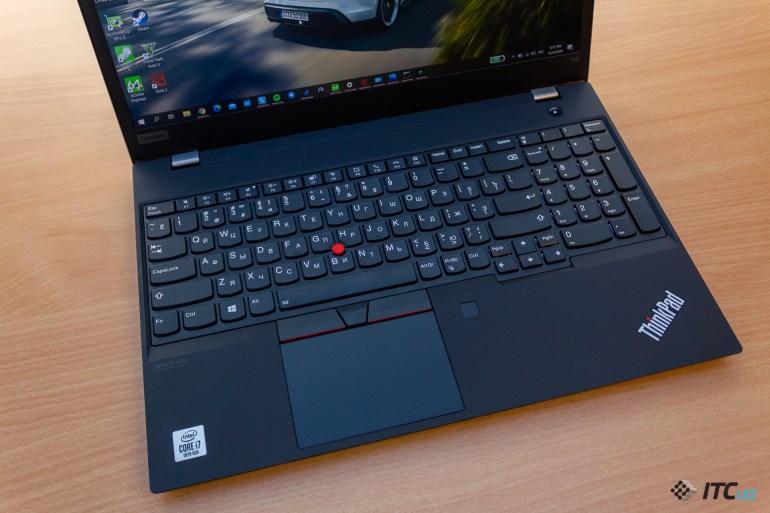 Обзор ноутбука Lenovo ThinkPad T15 Gen 1