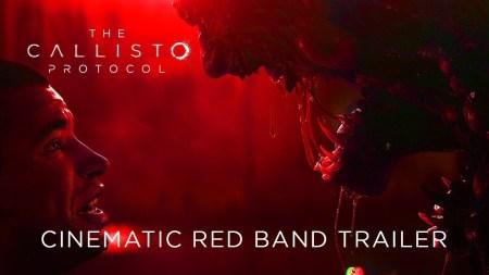 Расширенная (и довольно жуткая!) версия кинематографического трейлера The Callisto Protocol — sci-fi хоррора от создателей Dead Space