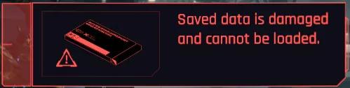 Файлы сохранения Cyberpunk 2077 получают повреждения и больше не могут использоваться для загрузки после превышения размера в 8 МБ