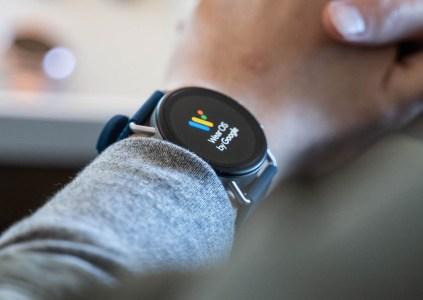 Google начала распространять редизайн Material You для магазина приложений Play Store на Wear OS
