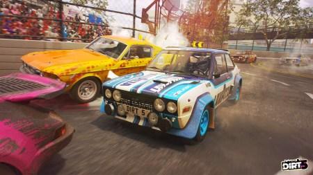 Обновление Dirt 5 повысило детализацию в Quality Mode и устранило проблемы с отображением машин для Xbox Series X при частоте 120 к/с