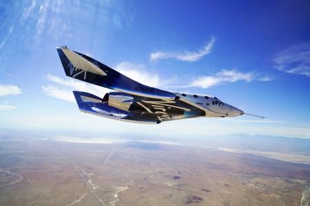 Virgin Galactic прервала испытательный полёт VSS Unity после преждевременного отключения двигателя