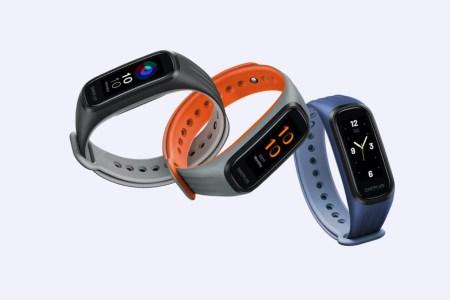 Фитнес-браслет OnePlus Band представлен официально — экран AMOLED, SpO2 и 14-дневная автономность