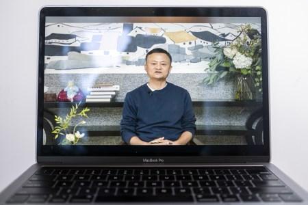 Основатель Alibaba Джек Ма «нашелся». Впервые после трехмесячного отсутствия на публике он показался… по видеосвязи