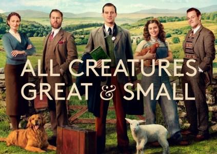 Рецензия на сериал All Creatures Great and Small / «О всех созданиях – больших и малых»