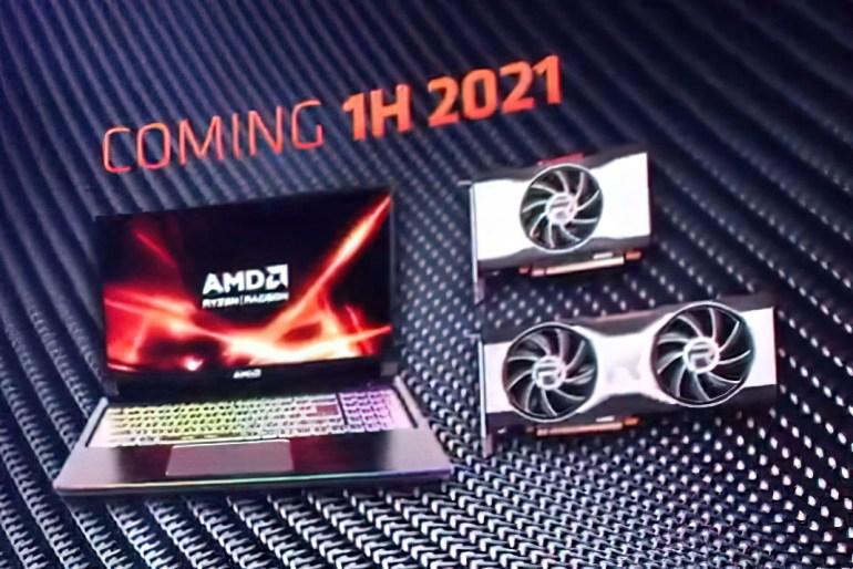 AMD анонсировала мобильные CPU Ryzen 5000: до 8 ядер и 16 потоков, частота до 4,8 ГГц