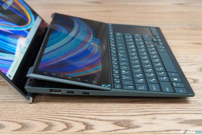 Обзор ноутбука с двумя экранами ASUS ZenBook Duo 2021 (UX482E)
