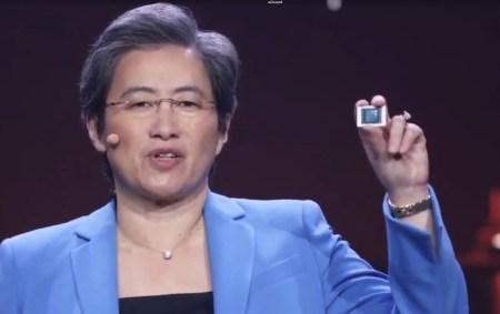APU Ryzen 5000 для ноутбуков, 65-ваттные CPU Ryzen 7 5800/Ryzen 9 5900 и мобильные Radeon RX 6000M — главные анонсы AMD на CES 2021