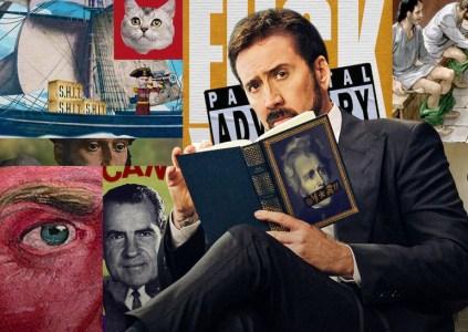 Рецензия на сериал Nicolas Cage's History of Swear Words / «История ругательств с Николасом Кейджем»