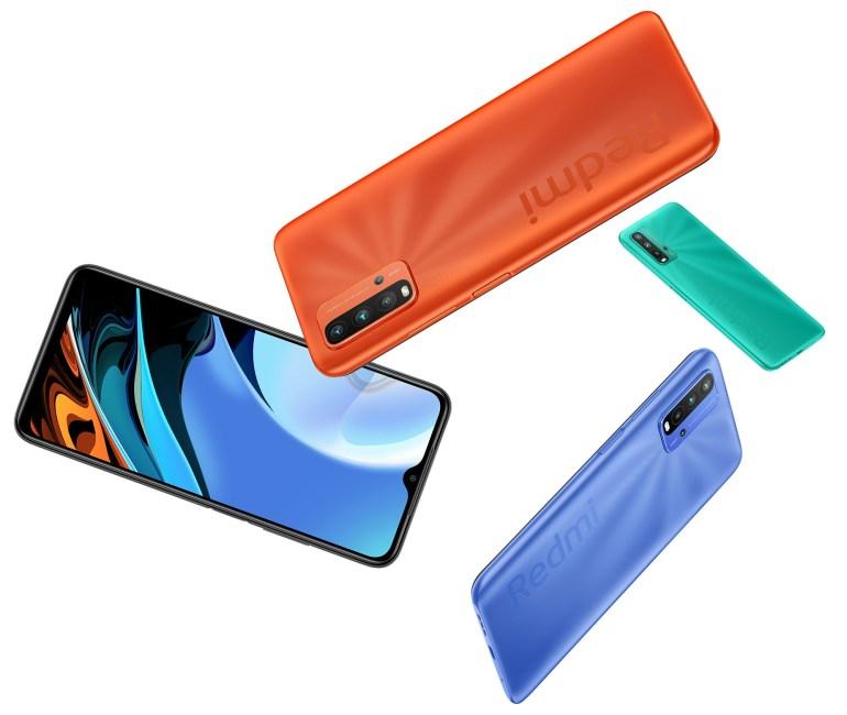 Анонсирован бюджетный смартфон Redmi 9T: дисплей 6,53 дюйма Full HD+, чипсет Snapdragon 662, батарея 6000 мАч и цена €160