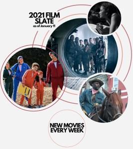 Netflix пообещал в 2021 году выпускать как минимум один полнометражный фильм в неделю [список, видео]