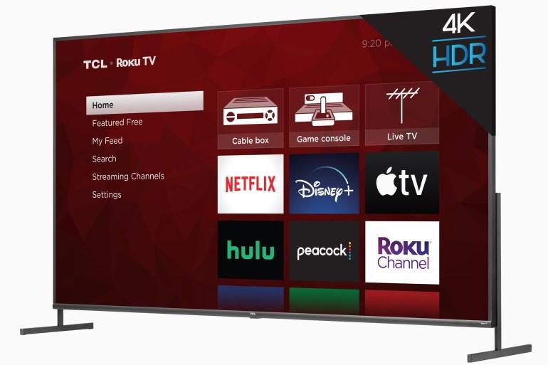 TCL анонсировала свои новые телевизоры с разрешением 8K