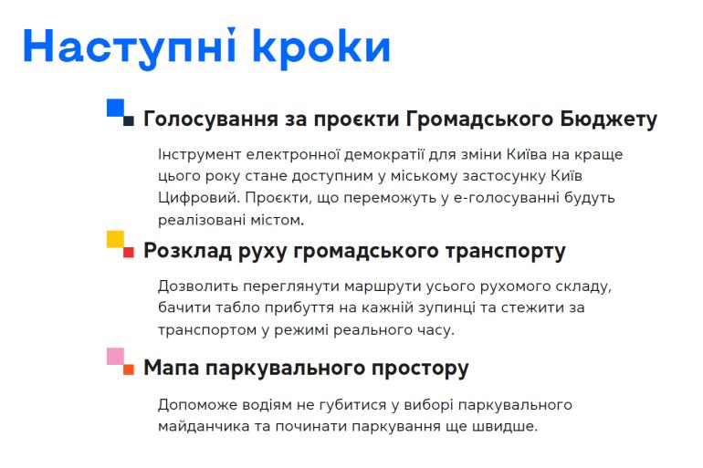 КМДА оголосила підсумки першого місяця роботи застосунку «Київ Цифровий» та анонсувала нові електронні сервіси для киян