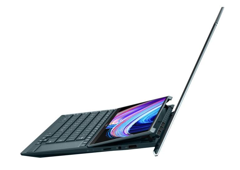ASUS представляє в Україні ноутбук ZenBook Duo 14 (UX482) за ціною від 49 тис. грн