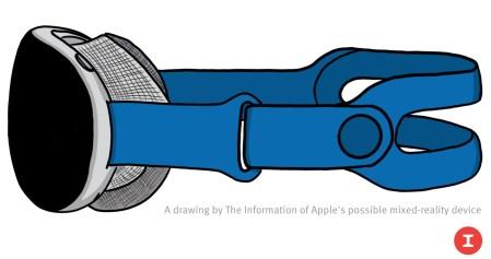 The Information: гарнитура смешанной реальности Apple получит дюжину камер, два 8К-экрана и ценник 3000 долларов