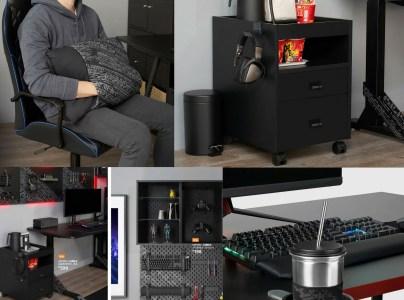 IKEA и ASUS ROG официально представили коллекцию мебели и аксессуаров для геймеров — она начнет продавать глобально с октября 2021 года