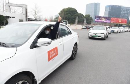Чутки: Китайський таксі-сервіс DiDi збирається вийти на ринок України вже в поточному році