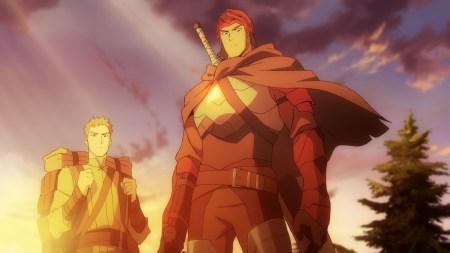 Valve и Netflix анонсировали аниме-сериал по DOTA — он выйдет 25 марта [Трейлер]