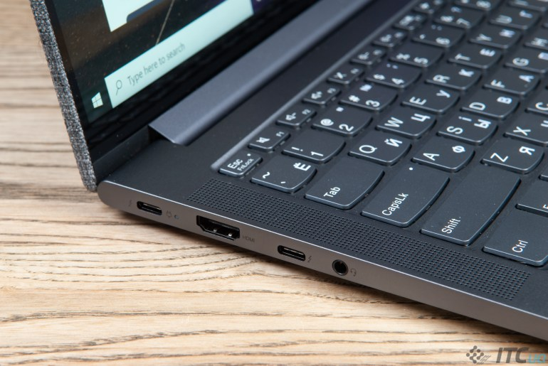 Обзор ноутбука Lenovo Yoga Slim 7