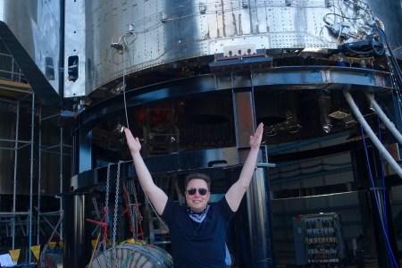 SpaceX привлекла еще 850 миллионов долларов инвестиций, а ее оценка выросла в 1,6 раза — до 74 миллиардов долларов