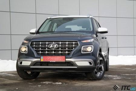 Тест-драйв Hyundai Venue: просто бестселлер?