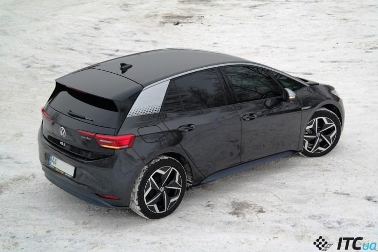 Тест-драйв Volkswagen ID.3: начало новой эры