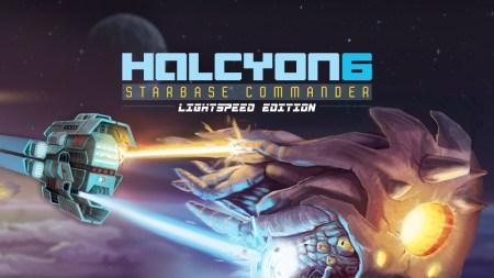 В Epic Games Store бесплатно раздают игру Halcyon 6: Starbase Commander