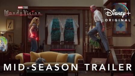 Трейлер второй половины сезона сериала «ВандаВижен»